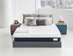 Helix sleep bed