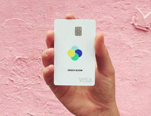 Petal. card