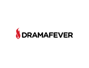 Drama fever white logo