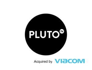 Pluto logo viacom