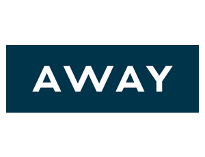Image result for away luggage logo